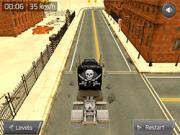 Jocuri cu parcari mega tiruri pe strada