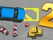 parcat masina pe strada
