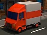Jocuri cu parcat masini de livrari 3d
