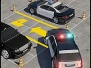 parcheaza masini de politie