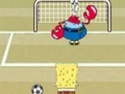 Jocuri cu penalty cu spongebob