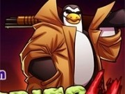 Jocuri cu pinguinul impotriva zombiilor