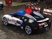 Jocuri cu politia cu masini 3d in parcare