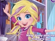 polly pocket si dulapul de moda