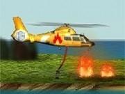 Jocuri cu pompieri cu elicoptere