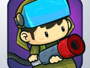 pompierul distrugator de zombie