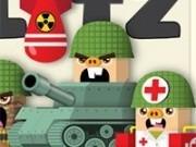 Jocuri cu porcusorii soldati