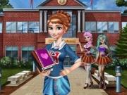 Jocuri cu printese frumoasa pregatirea pentru scoala