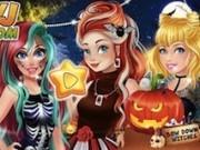 provocarea printeselor de halloween