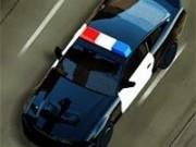 puterea politiei in masini cu arme