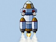 racheta de zburat in spatiu