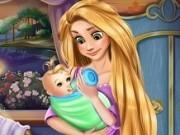 rapunzel ingrijeste bebelusi