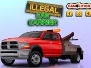 ridica masini parcate cu camion
