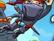Jocuri cu rostogolire ninja