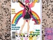 roxy poze pe coperta revistei winx