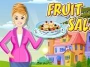 salata de fructe de preparat