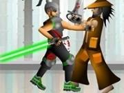 Jocuri cu samurai in lupta sangeroasa
