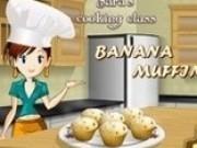 Jocuri cu sara gateste tarte cu banane