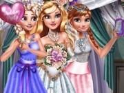 selfie la nunta de printese