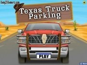 sofer de texas ce parcheaza camioane