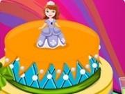 sofia 1 decoreaza tort