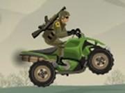 soldati pe motorete