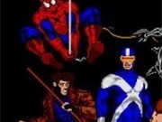 spiderman si echipa x men