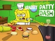 spongebob gateste burgeri patty