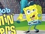 spongebob joaca baseball