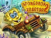 spongebob tractoare cu remorca