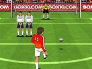 sport fotbal cu lovituri libere