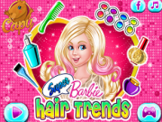 Jocuri cu super barbie si trendurile de coafuri