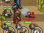Jocuri cu super echipa de lupte contra monstri