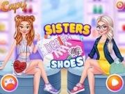 Jocuri cu surorile frozen designer de pantofi