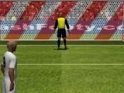 Jocuri cu suturi de fotbal la penalty 3d
