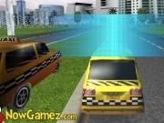 taxi 3d de curse