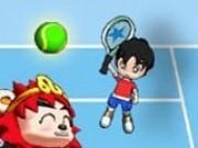 Jocuri cu tenis 3d cu maestri