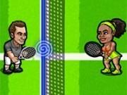 Jocuri cu tenis cu furie