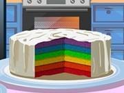 tort in 6 culori