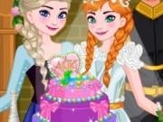 Jocuri cu tortul de nunta pentru anna frozen