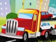 transporta masini cu tiruri