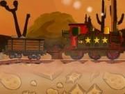 Jocuri cu trenul din capitala western