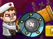 tunul de vindecat zombie