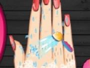 Jocuri cu unghii de facut la spa