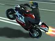 Jocuri cu urmariri pe motocicleta cu politia
