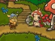 Jocuri cu viking in aventura blestemului