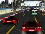 viteza in curse 3d cu masini modificate