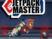 zburat cu jetpack prin pericole laser